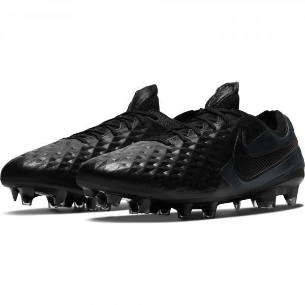 Nike Scarpe Calcio Tiempo Legend 8 Elite Fg Nero Tifoshop