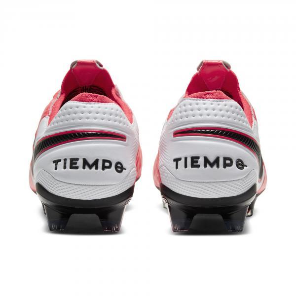 Nike Scarpe Calcio Tiempo Legend 8 Elite Fg Cremisi Tifoshop