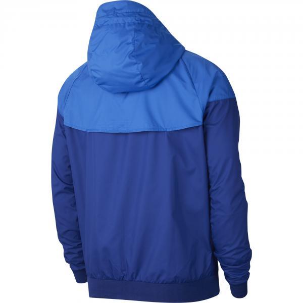 Nike Antipioggia Tempo Libero Chelsea Blu Bianco Tifoshop
