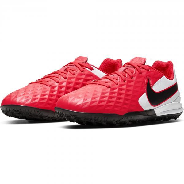 Nike Scarpe Calcetto Tiempo Legend 8 Academy Tf  Junior Cremisi Tifoshop