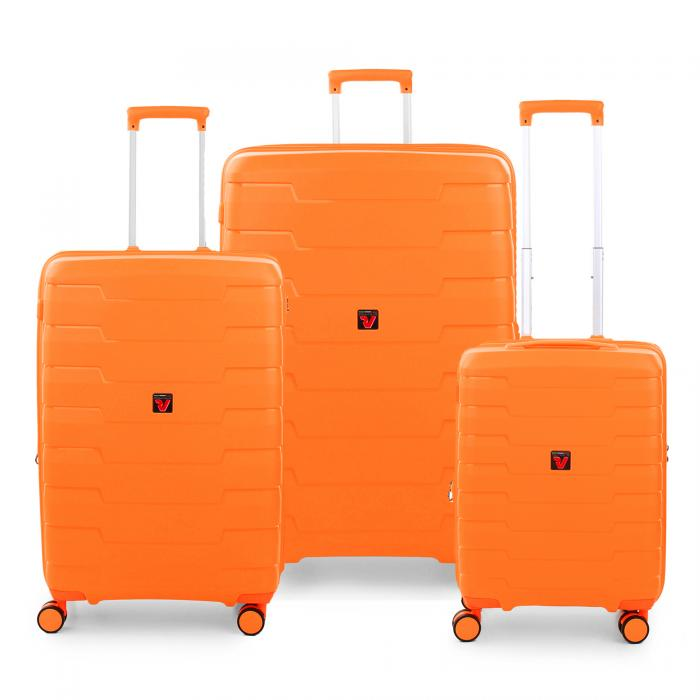 Luggage Sets  ORANGE