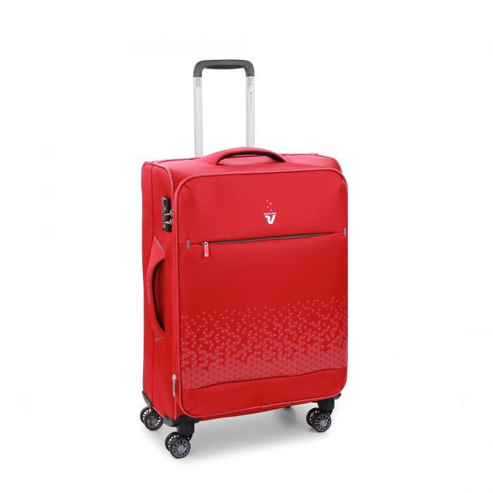 Mittelgrosse Koffer  RED