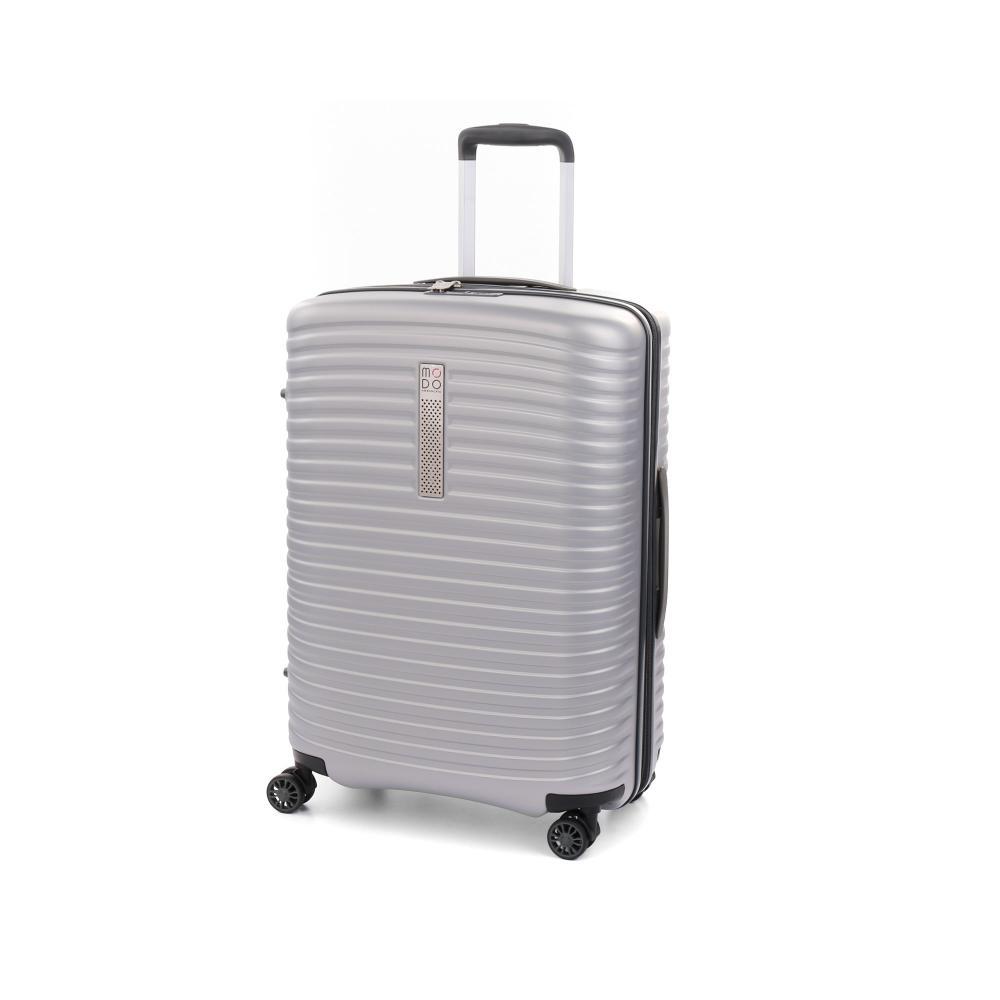 Mittelgrosse Koffer  SILBER