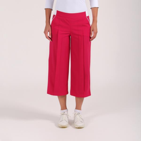 Pantalone Donna Salabin 64346 Fucsia Lacca Chervò