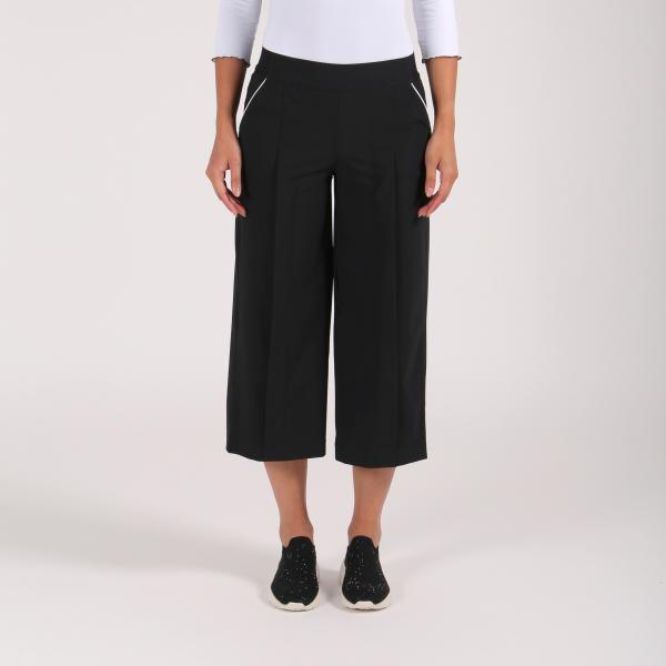Pantalone Donna Salabin 64346 Nero Chervò