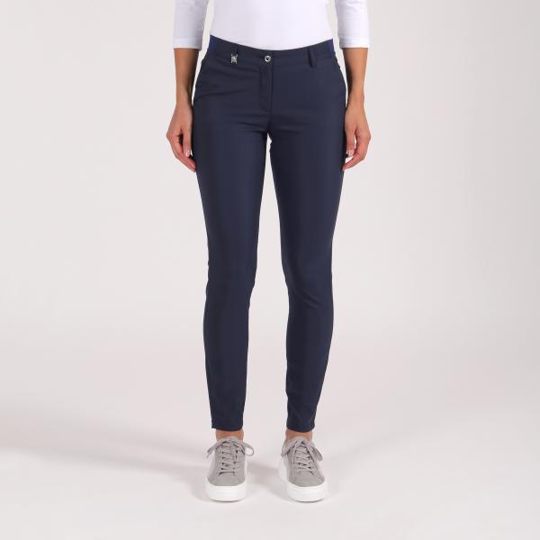 Pantalone Donna Sheikh 64368 Blu Chervò