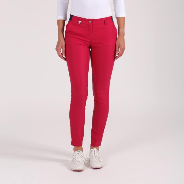 Pantalone Donna Sheikh 64368 Fucsia Lacca Chervò