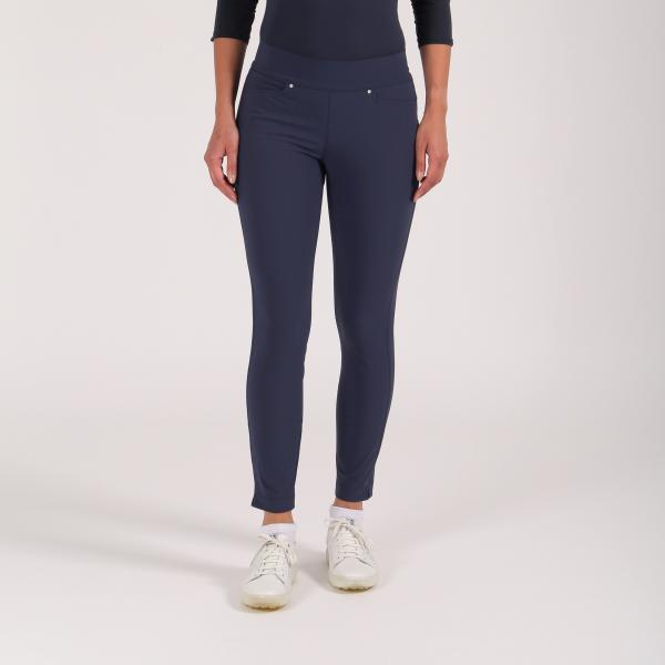 Pantalone Donna Sim 64344 Blu Chervò