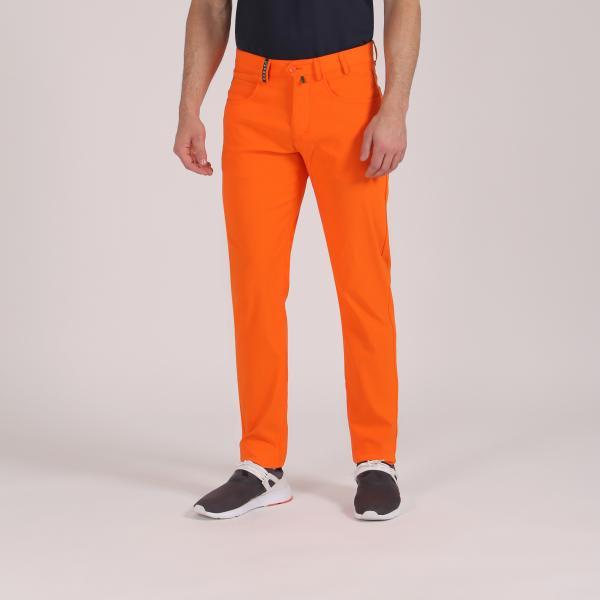 Pantalone Uomo Sogier 59267 Arancione Follia Chervò