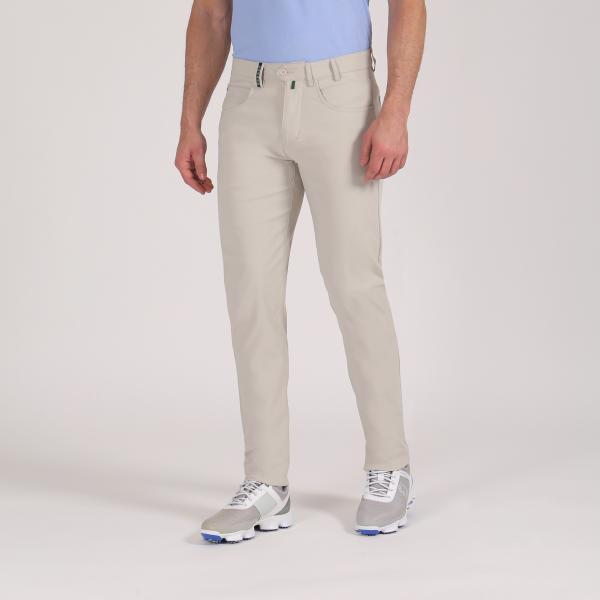 Pantalone Uomo Sogier 59267 Beige Straw Chervò