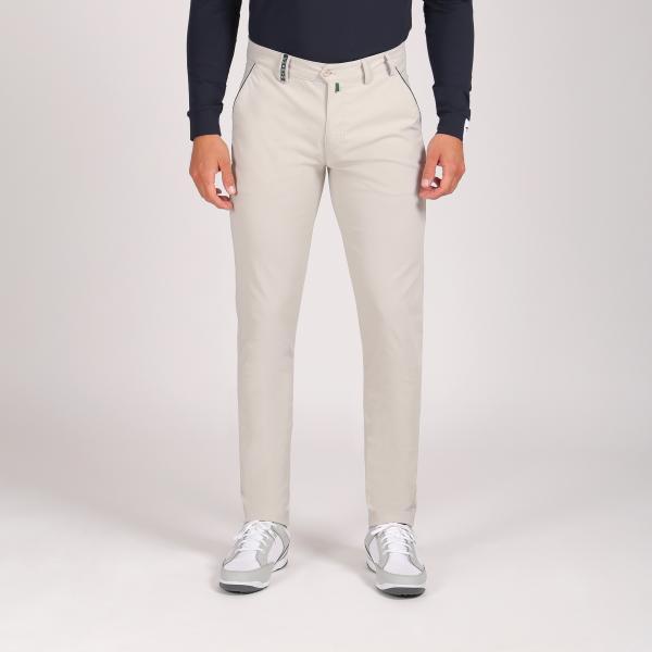 Pantalone Uomo Sostraco 64349 Beige Straw Chervò