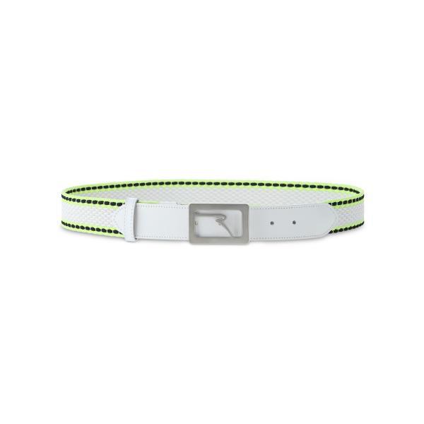 Cintura Donna Unitas 64448 Bianco Giallo Chervò