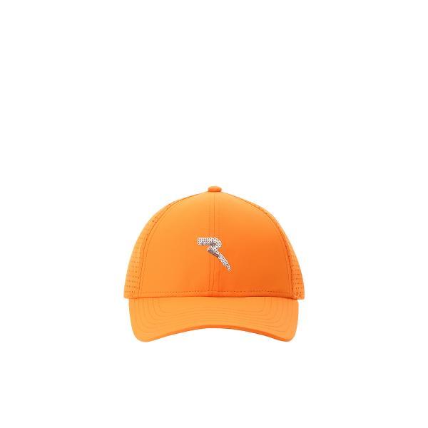 Cappello Donna Wpaillettes 57415 Arancione Follia Chervò
