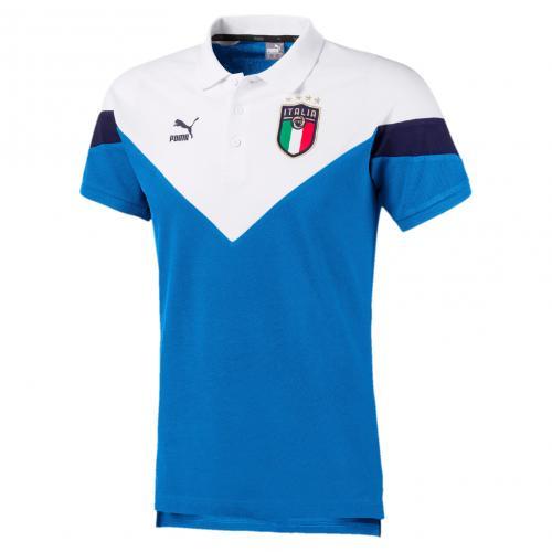 Polo FIGC Iconic MCS