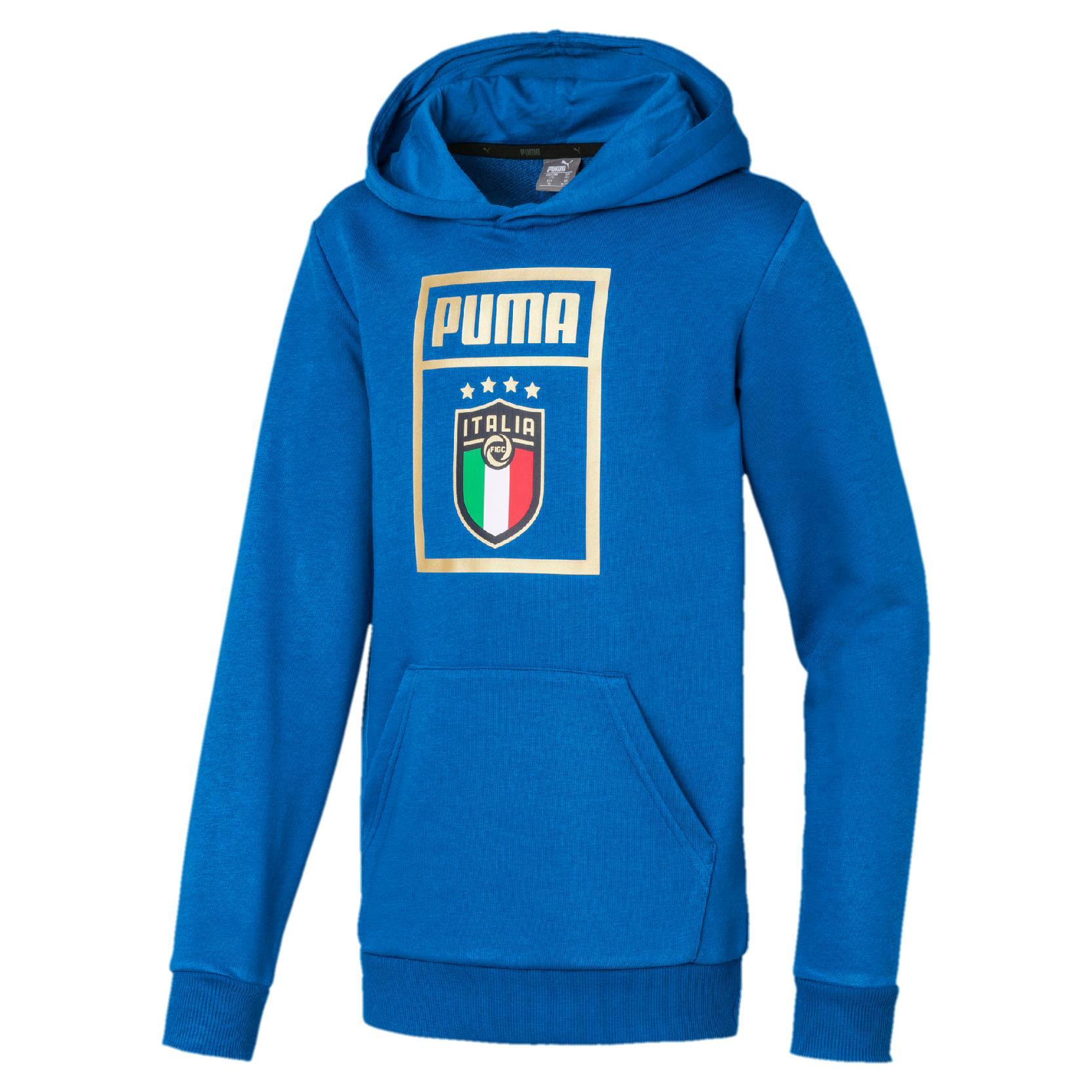 Puma Felpa Dna Italia Junior