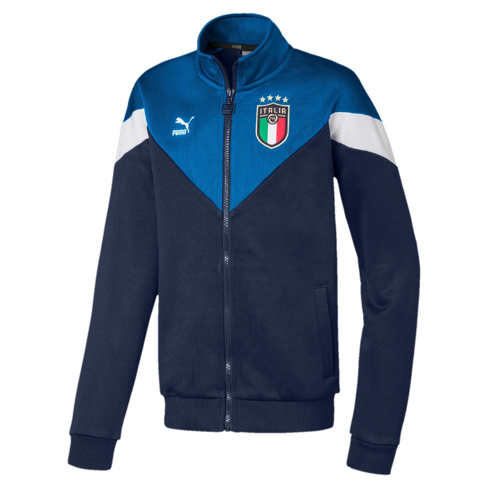 Puma Felpa Allenamento Italia Junior