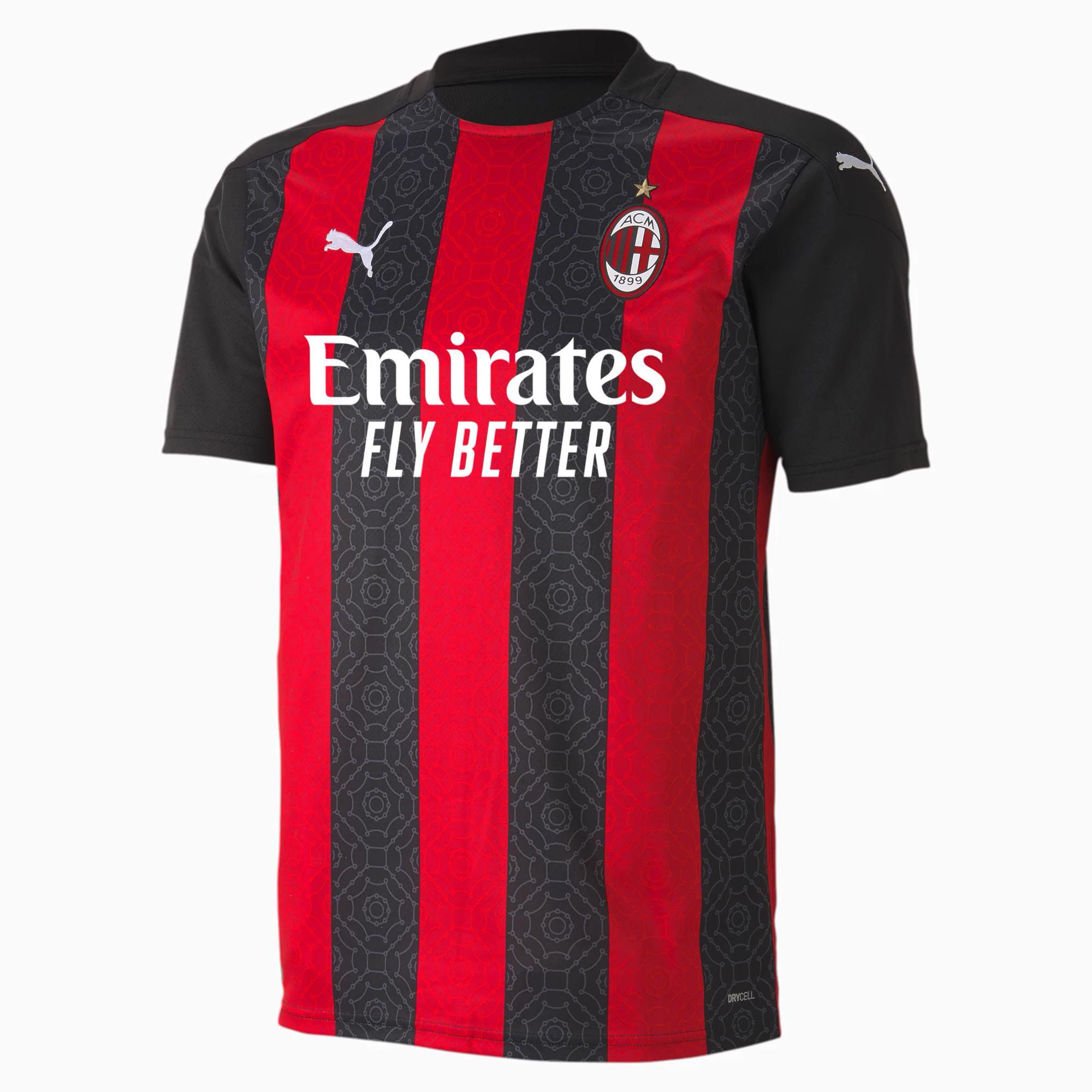Puma Maglia Gara Home Milan   20/21