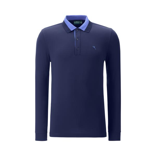 Polo Uomo Aldino 64621 BLUE Chervò
