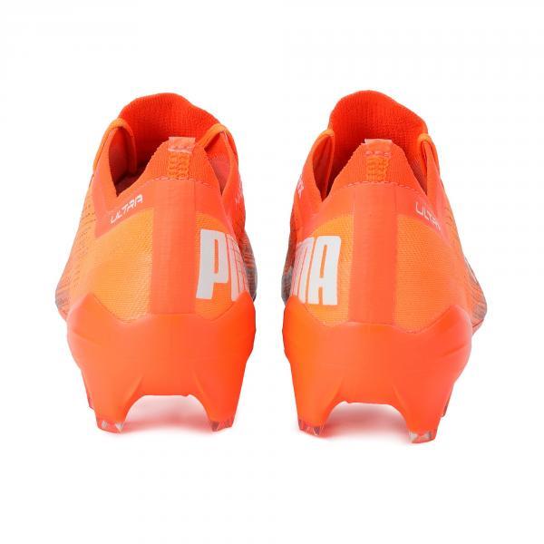 Puma Scarpe Calcio Ultra 1.1 Fg/ag Arancione Tifoshop