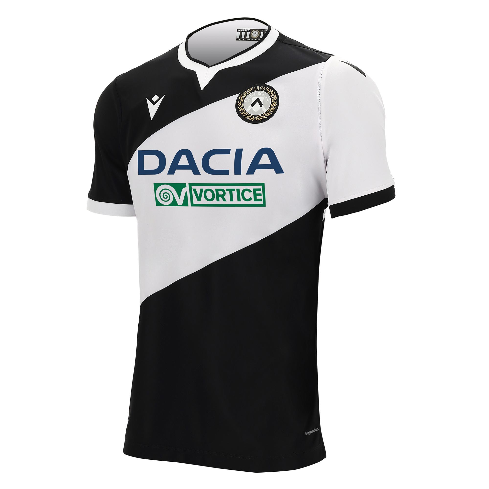 Macron Maglia Gara Home Udinese   20/21