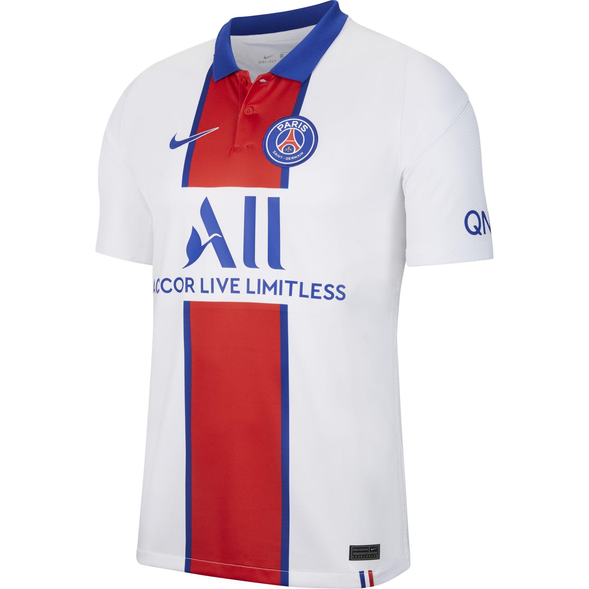 Nike Maglia Gara Away Paris Saint Germain   20/21