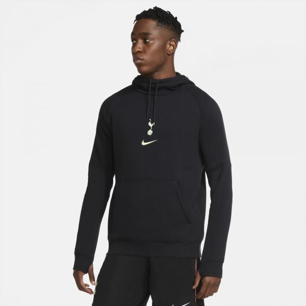 Nike Felpa I96 Tottenham Hotspurs Nero Tifoshop