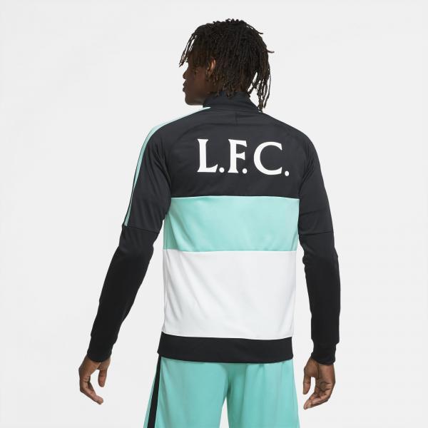 Nike Felpa  Liverpool Nero Tifoshop