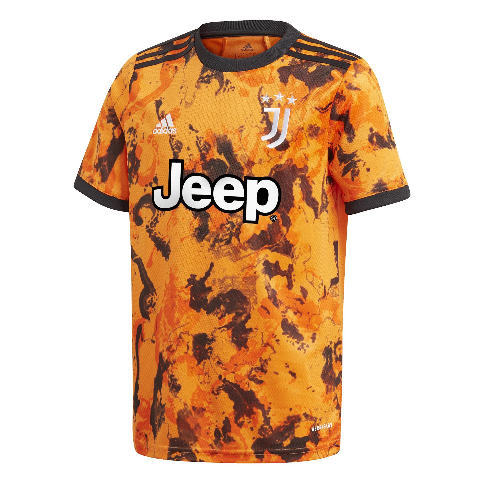 Adidas Maglia Gara Terza Juventus Junior  20/21