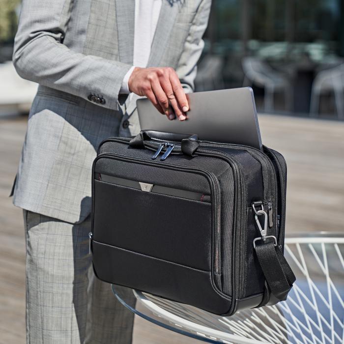 Laptop Briefcase  BLACK