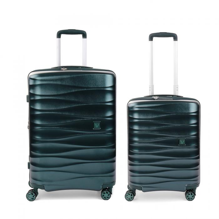 Luggage Sets  DARK GREEN