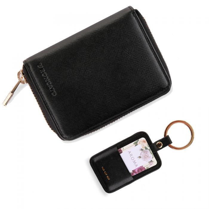 Women's Wallet  BLACK