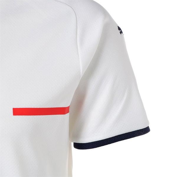Figc Italia Away Shirt Replica Ss