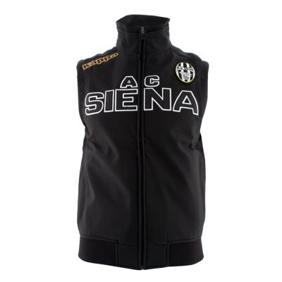 Kappa Sleeveless Vest  Siena BLACK