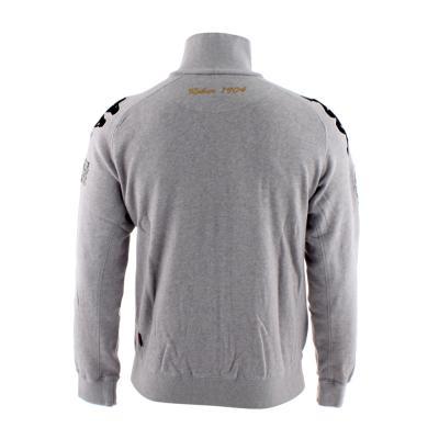 Kappa Sweatshirt  Siena GREY Tifoshop