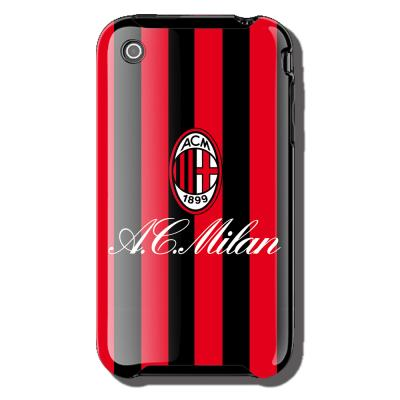 Ubikui Cover Iphone 3  Milan Unisex RED/BLACK