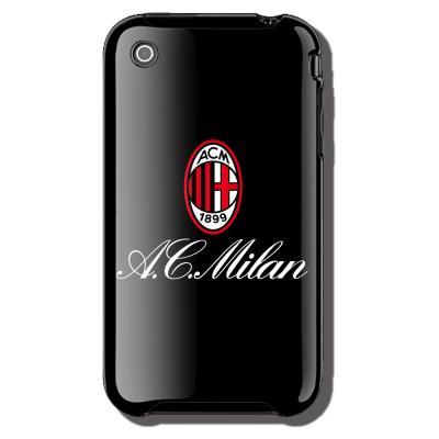 Ubikui Cover Iphone 3  Milan Unisexmode BLACK