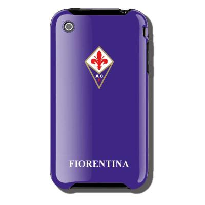 Ubikui Cover Iphone 3  Fiorentina Unisex PURPLE