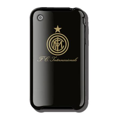 Ubikui Cover Iphone 3  Inter Unisex NERO