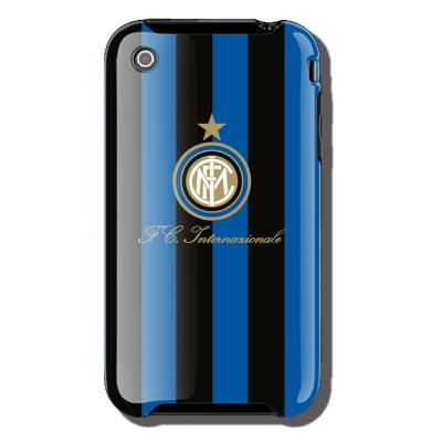 Ubikui Cover Iphone 3  Inter Unisex BLACK/BLUE
