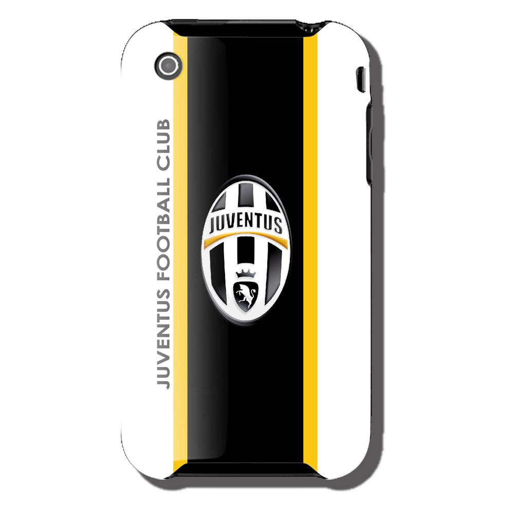 Ubikui Cover Iphone 3  Juventus Unisex