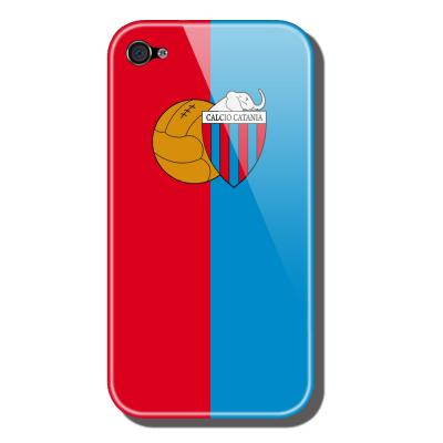 Ubikui Cover Iphone 4  Catania Unisex RED/BLUE
