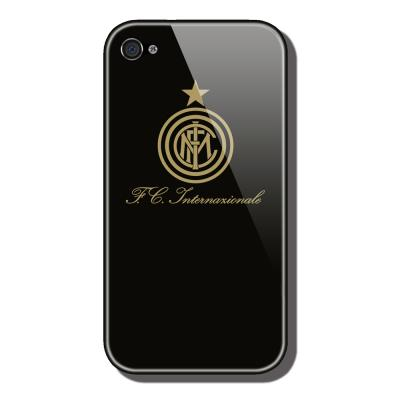 Ubikui Cover Iphone 4  Inter Unisex BLACK