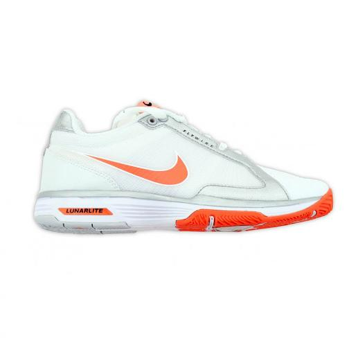 Nike Schuhe  Damenmode WHITE/RED