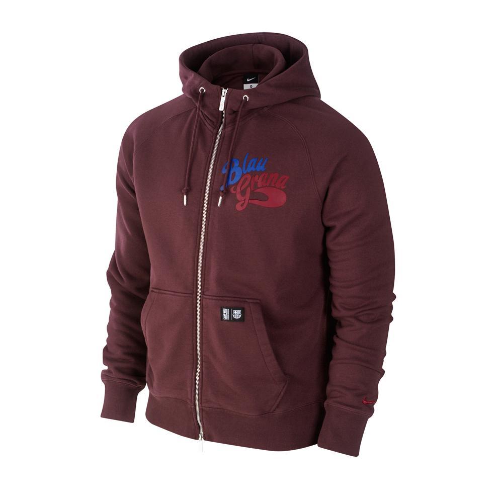 Nike Sweatshirt  Barcelona