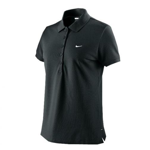 Nike Polo  Femmes  2009 BLACK