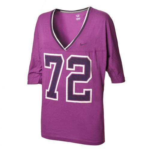 Nike T-shirt  Femmes PURPLE