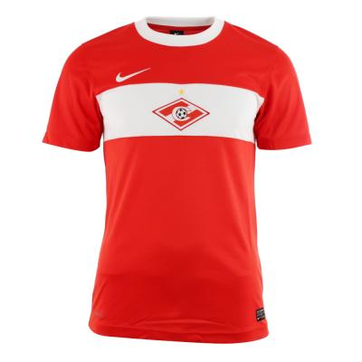 Nike Jersey  Spartak Mosca   11/12 COMET RED