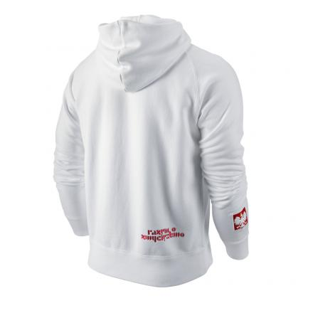 Nike Sweat  Poland WHITE/SPORT RED/WHITE Tifoshop