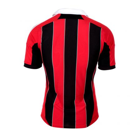 Adidas Maillot De Match Home Milan Enfant  12/13 RED / BLACK Tifoshop