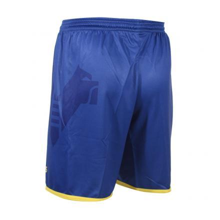 Asics Shorts De Course Home Verona   12/13 NAVY/YELLOW Tifoshop